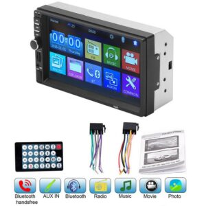 7018B 2 Car Multimedia Audio Player Stereo Radio Touch Screen HD MP5 Player Support Bluetooth Camera.jpg 640x640