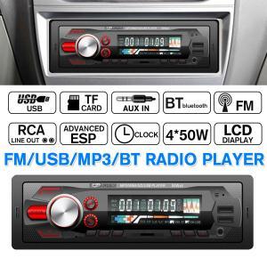 NEW 200W Car Radios Stereo Remote Control Digital blue tooth Audio Music Stereo 12V Car Radio