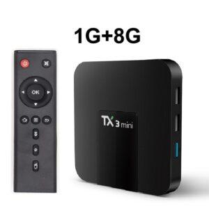Tanix TX3 mini Android 8 1 TV BOX Amlogic S905W Quad Core 1GB 2GB RAM 16GB.jpg 640x640