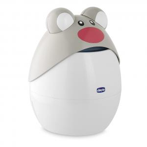 chicco inhaler aerosol super soft piston muis 23 cm grijs wit 435783 1594992033 2
