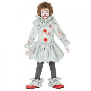 halloween costumes clown 10 12 years old