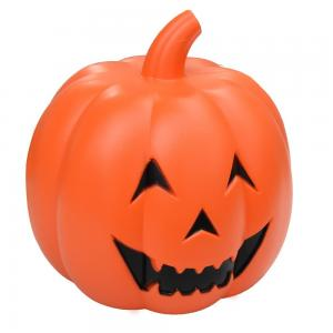 halloween pumpkin 32 cm orange