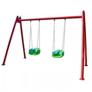 product 330 swing for playground 2 places 35 x 23 x 18 m