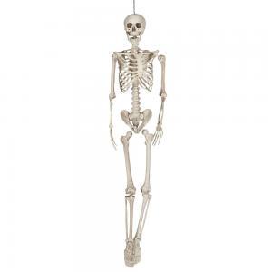 skeleton halloweeni 160 cm plastic