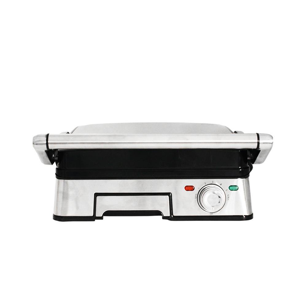 barbecue grill electrique 1800w dsp kb1045 silver