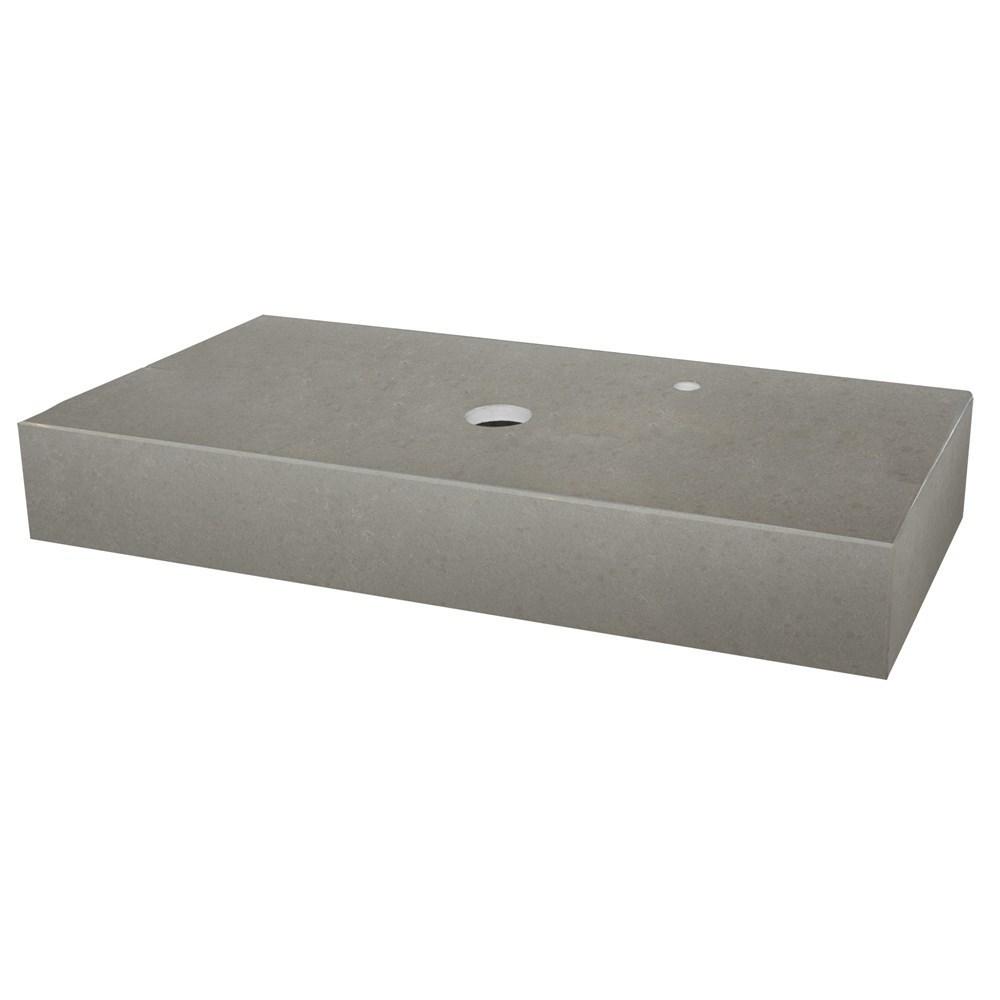 Bango tualeti Roma quartz 105x52xH16 cm 223826 1
