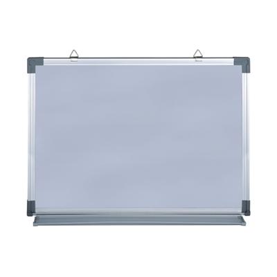 Tabele e Bardhe magnetike Memory Precious 60×90 Kornize Alumini dhe mbajtese per aksesore OICB0012