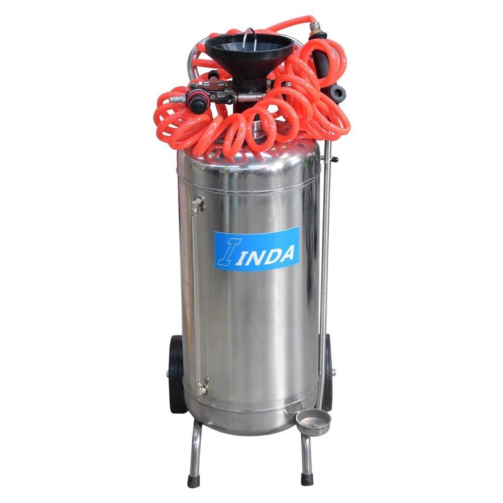 Bombul shkume lavazhi 25 L 6 bar inoksi 53604 2