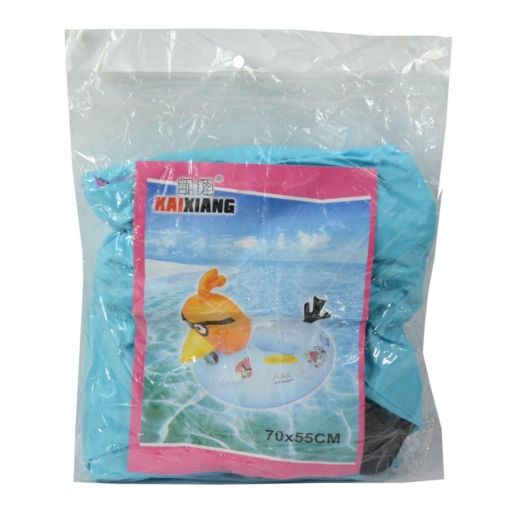 Komerdare per femije PVC blu O 80 cm 2